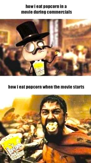Popcorn Eating Meme - memes eating popcorn image memes at relatably com