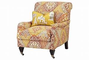 Mandalay, Lounge, Chair, On, Onekingslane, Com