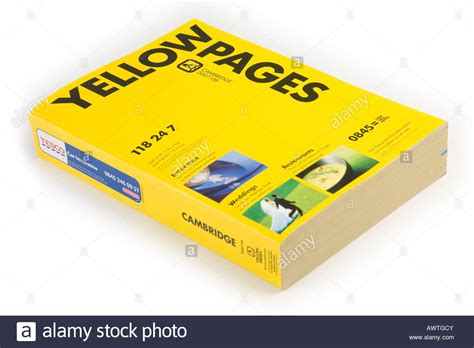 search mobile numbers yellow pages phone book stock photos yellow pages phone