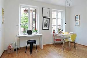 Schreibtisch Kleine Räume : kleine r ume einrichten 50 coole bilder ~ Sanjose-hotels-ca.com Haus und Dekorationen