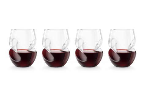 L'grand Conundrum Wine Decanter, Red Wine Glasses Gift Set