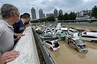 鄭州京廣隧道被淹 家屬網上找失聯親人消息 | 鄭州洪災 | 紅色暴雨 | 慘死 | 大紀元