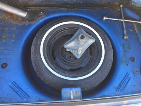 Plymouth Duster Dodge Demon Spare Tire Carriage Bolt