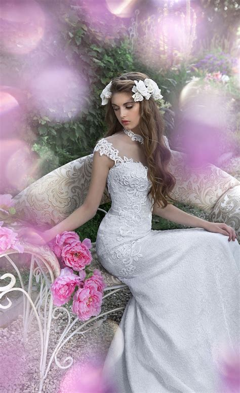 milva  wedding dresses fairy gardens collection