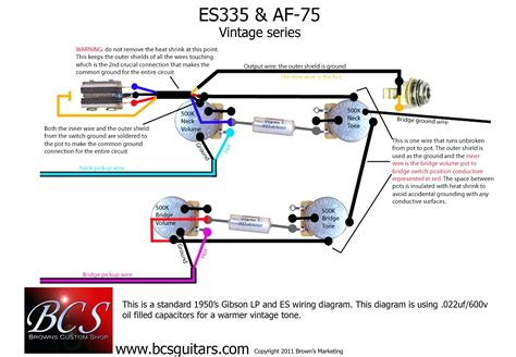 Get Gibson Classic Conductor Wiring Diagram Sample