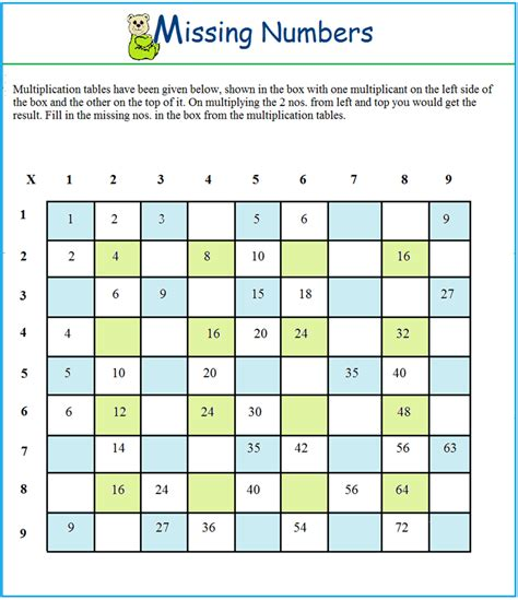 maths worksheets  kids  age group    yrs