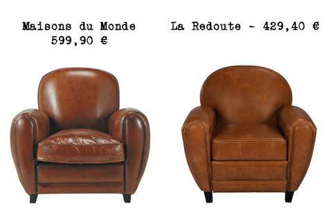 la redoute canapé le même en moins cher un fauteuil