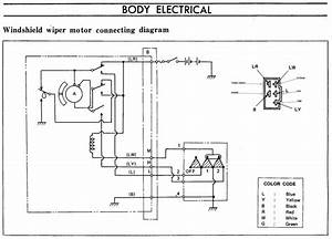 Wiring Diagram 240sx Wiper Motor