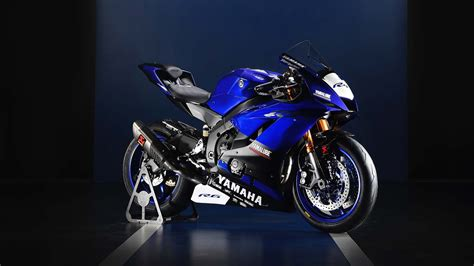 R6 4k Wallpapers by 2017 Yamaha Yzf R6 Wss Supersport Race Bike Wallpapers