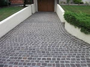 amenagement allee de garage roubaix design With amenagement allee de garage
