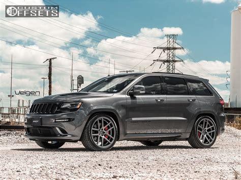slammed jeep grand cherokee 2016 jeep cherokee velgen wheels vmb5 carli lowered on springs