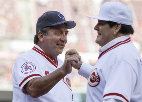 Johnny Bench Doesn't Think Pete Rose Will Ever Be Hall Of
