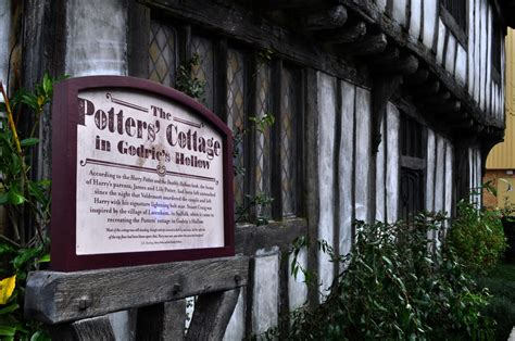 white nursery potters cottage godric 39 s hollow according to the harry