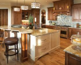 kitchen center island ideas stained cabinets painted island home design ideas