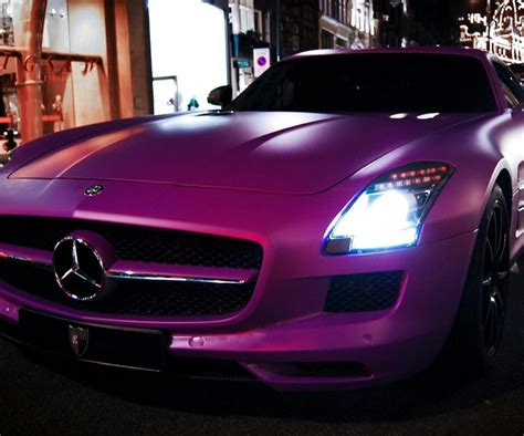 169 Best Pink Mercedes-benz Images On Pinterest