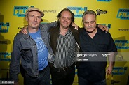 Toby Huss, Larry Fessenden and Tommy Nohilly attend the ...