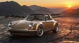 Porsche 911 Targa : porsche 911 targa reimagined by singer hiconsumption ~ Medecine-chirurgie-esthetiques.com Avis de Voitures
