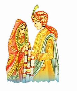 Indian Wedding Clipart Png - ClipartXtras
