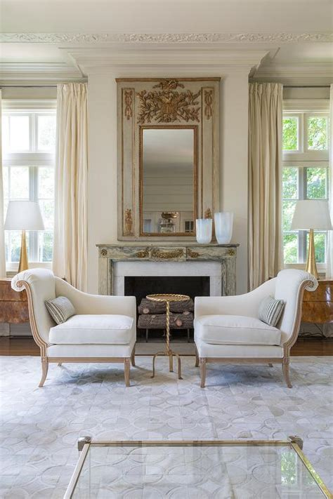 french living room   piece chaise lounge french