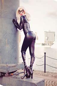 Black Cat Cosplay Costume