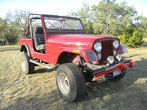 find   jeep cj  paint  engine
