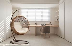 Nested Hanging Lounge Chair - Freshome