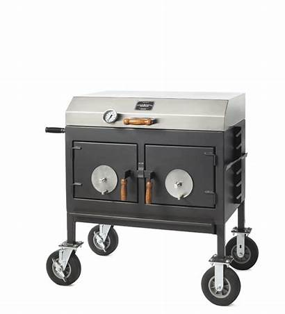 Charcoal Grill Adjustable Spitts Pitts Flattop Flat