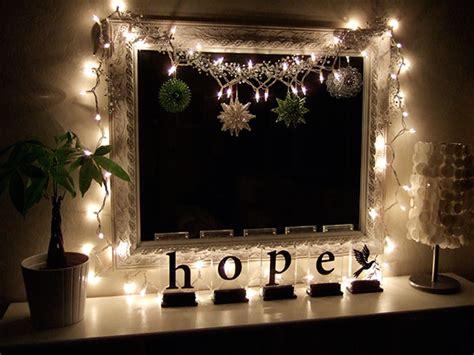 christmas lights crafty nest