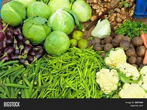 Indian Vegetables Image & Photo | Bigstock