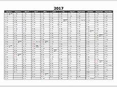 Excel Calendar Template Download FREE Printable Excel