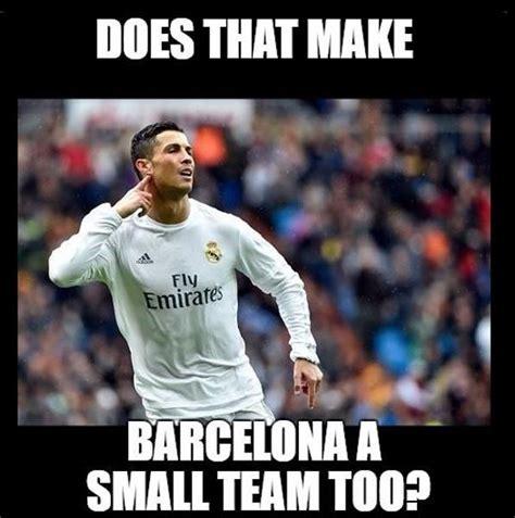 Ronaldo Meme - cristiano ronaldo zinedine zidane jokes memes sweep the internet after barcelona 1 real
