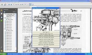 Tanaka Tob-550 Outboard Motor Parts Manual