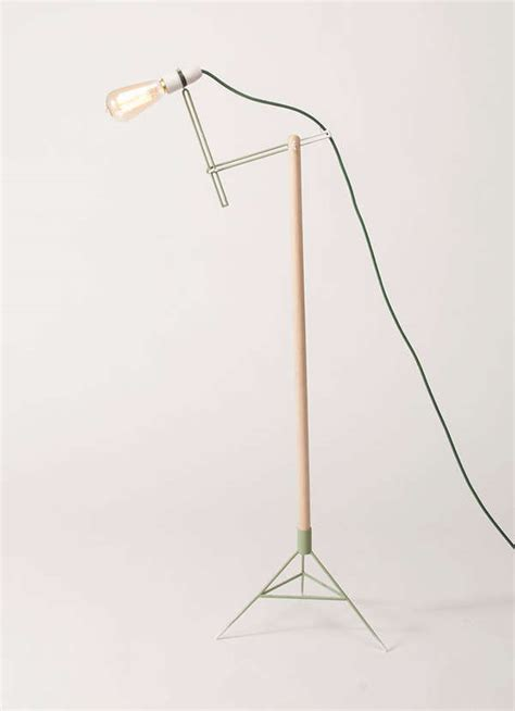 Crane Light by Minimalist Bird Inspired Lamps Crane Light