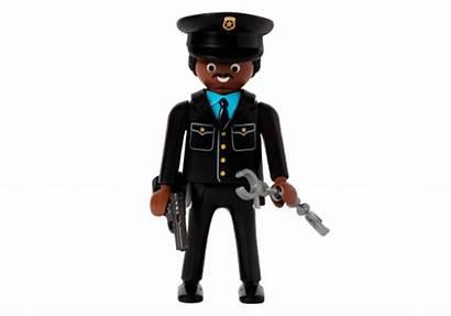 Policeman Playmobil Quick Fra Police Klickypedia