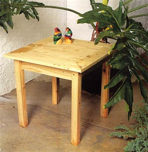 wood side table plans pdf outdoor wooden end table plans plans free