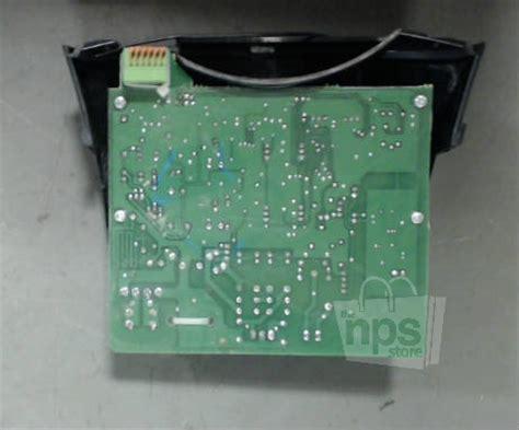 Genie Pro 1024 Black Circuit Board For Garage Door Opener
