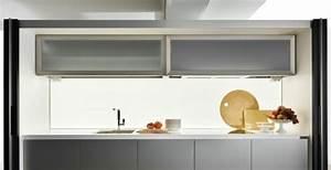Placard Cuisine Haut : meuble de cuisine 20 exemples de mobiliers utiles ~ Teatrodelosmanantiales.com Idées de Décoration