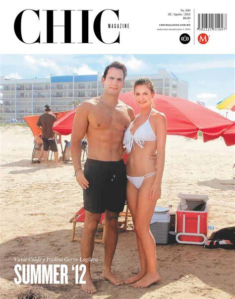 gabriela de la garza bikini chic magazine monterrey 300 by chic magazine monterrey issuu