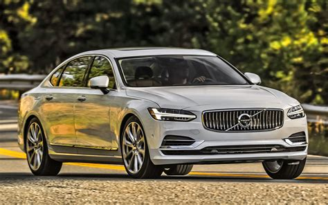 Volvo S90 (2018) Us Wallpapers And Hd Images  Car Pixel