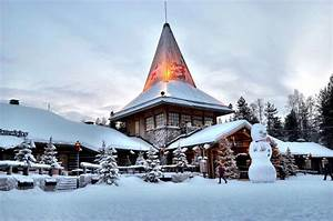 Santa Claus Village: Why Meeting Santa in Finland Was More ...