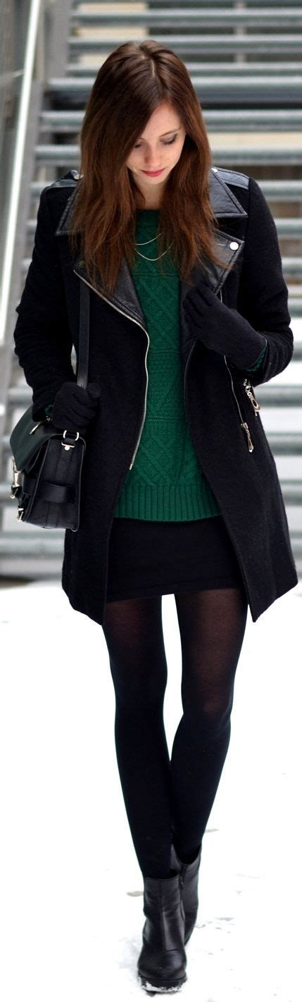 Colors that Go with Dark Green Clothes - Outfit Ideas | Fashion Rules