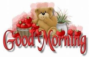 Good Morning Teddy Bear Picture Pictures, Photos, and ...