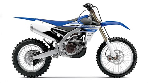 Yamaha's New Electric-start Yz450fx