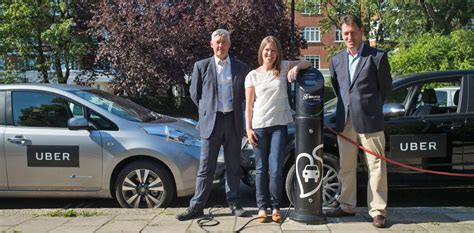 Uber Launches New Electric Vehicle Initiative