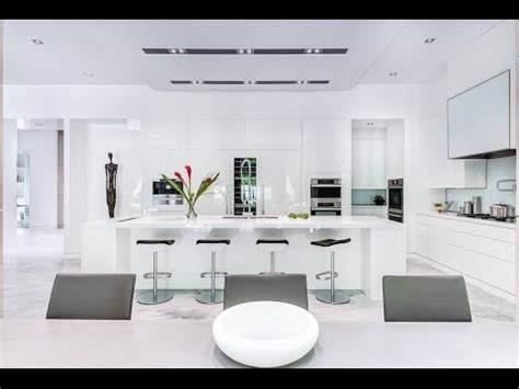 30 Modern White Kitchen Design Ideas  White Kitchen