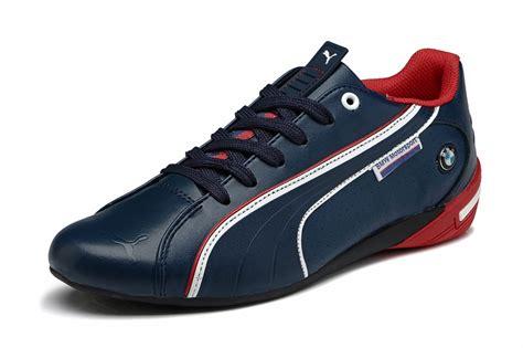 Puma Bmw Nyter Motorsport Shoes Blue/red [puma-bmw-nyter