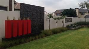 Idee Cloture Devant Maison : mur et cl ture gabion id es pour le jardin en 33 photos ~ Dailycaller-alerts.com Idées de Décoration