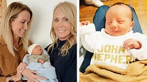 Korie Robertson Posts First Photos Of 3-Day-Old Grandson ...