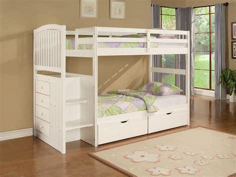 bunk beds in small bedroom space saving bunk bed design ideas for kids bedroom vizmini