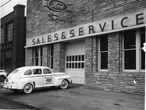 1000+ Images About Vintage Car Dealerships On Pinterest